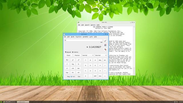 Slax-Linux-Desktop