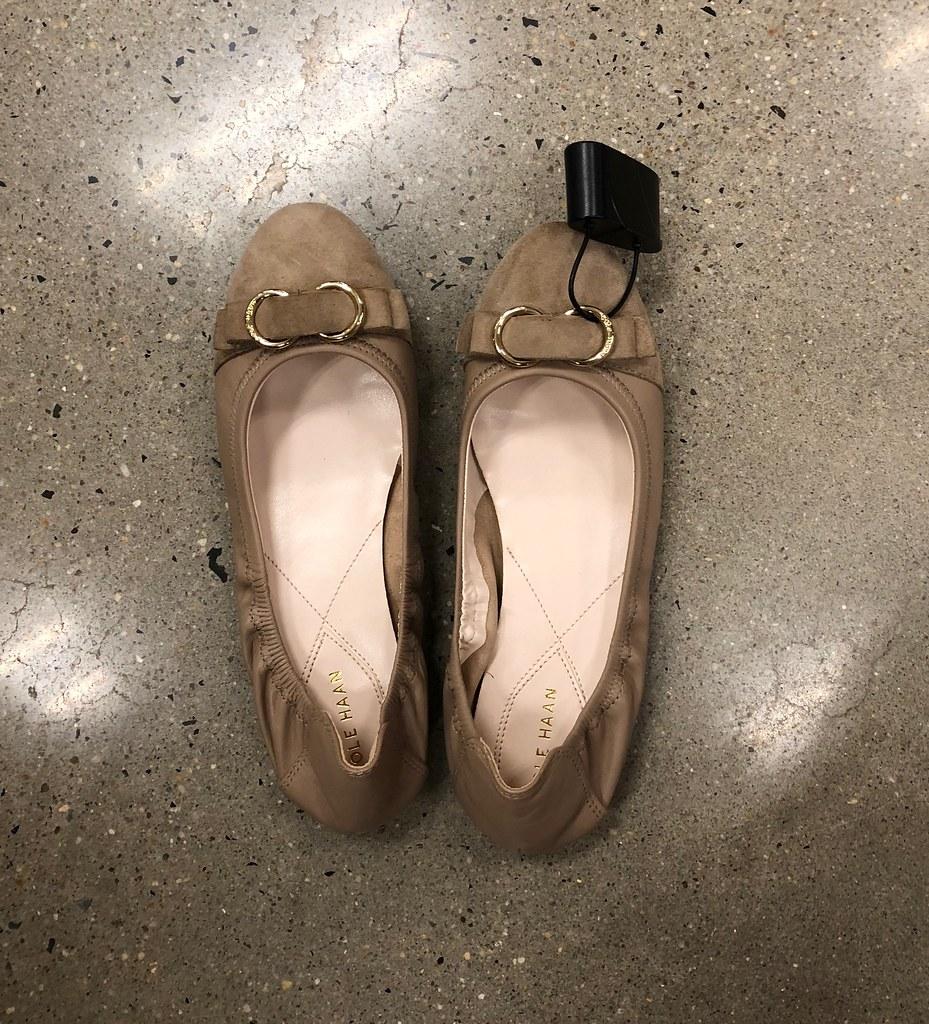 Cole Haan Elme Ballet II Flat zRoGAiOoBB
