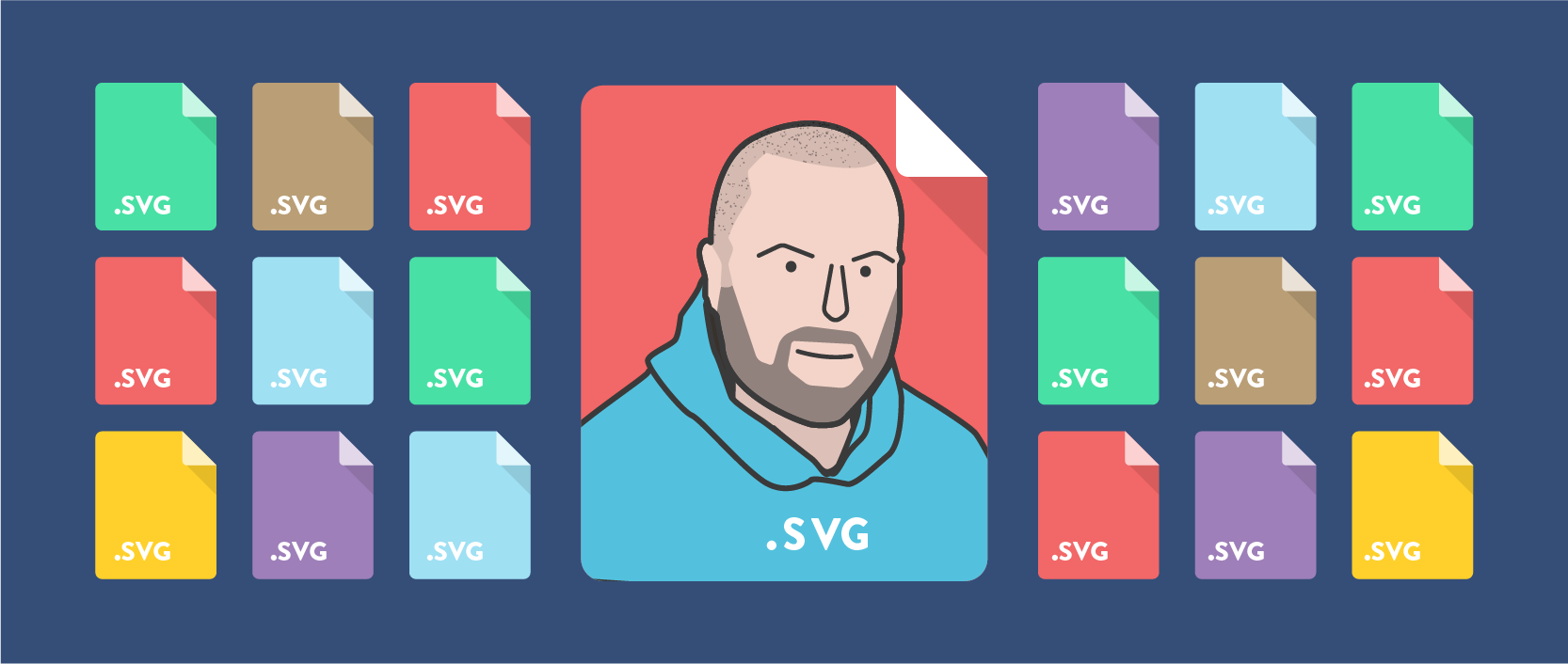 SVG – graphics for web devices with any screen resolution