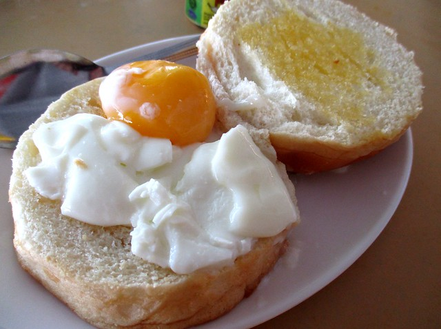 Sri Pelita egg and toast