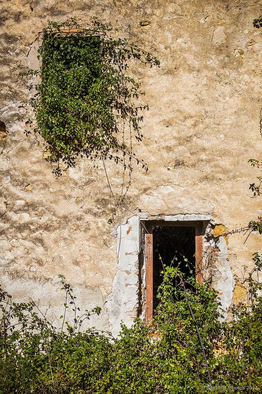 Puerta de la Casa 3 de Marmellar