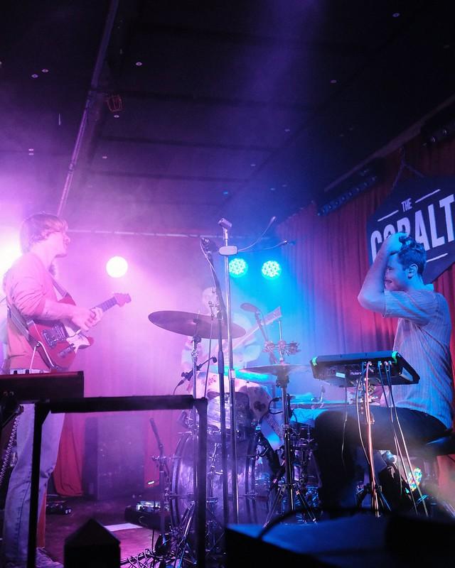 Tennis Music | The Cobalt Cabaret | Strathcona, Vancouver