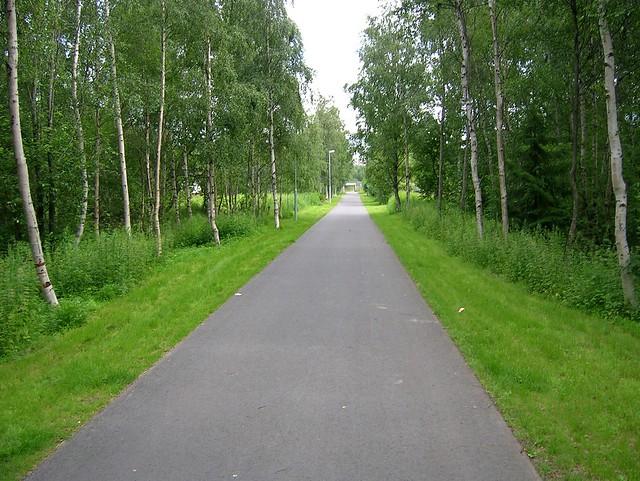 My Finland Bike Path