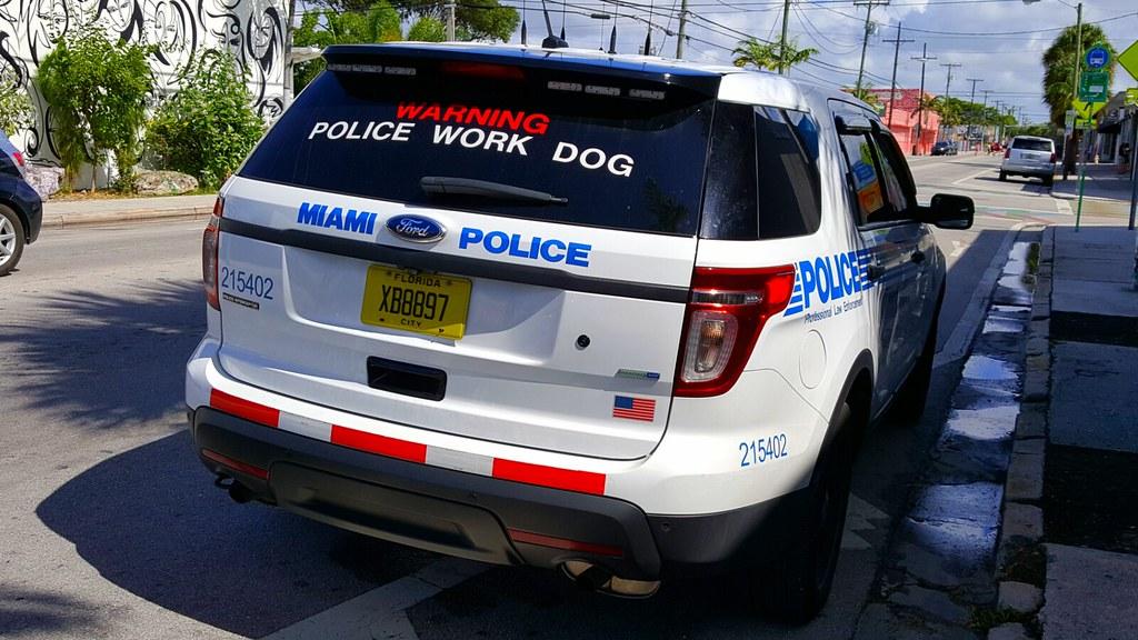 Miami Beach Police Department Application