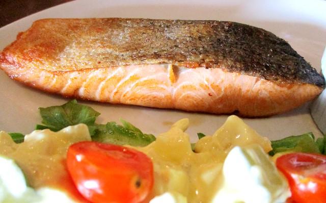 Bistecca & Bistro salmon 2