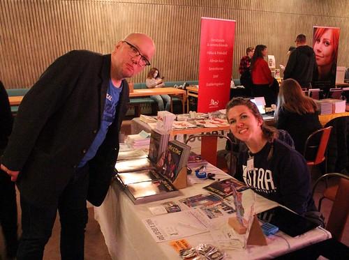 Thomas Karlsson & Yvette Gustafsson.
