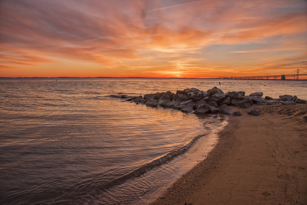 Photo of Chesapeake Bay by Wendy Crowe