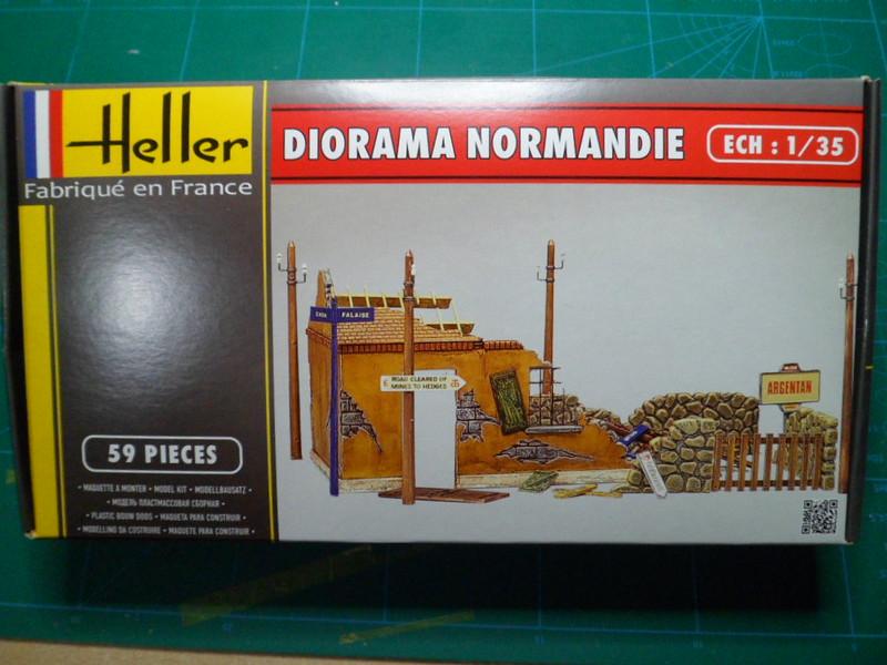 Ouvre-boîte Diorama Normandie [Heller 1/35] 27161364189_1fcb726433_c