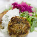 Herbed Bluefish Cakes - The Fourth Estate, Washington DC