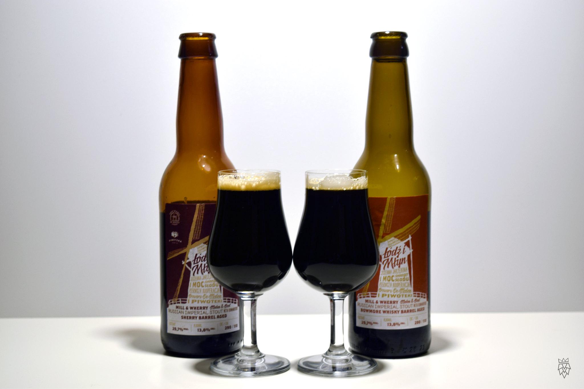 Piwoteka De Molen Łódź i Młyn