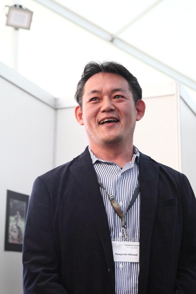 日本導演人見剛史(Tsuyoshi Hitomi)以《春子,最後的夏天(The Life and Journey of Haruko)》煩請在底線名詞置入此超連結https://youtu.be/r7BLxZ5aM3U入圍。本片紀錄在大阪天王寺動物園裡的一頭年邁老象春子,與他的飼育員最後的時光。人見剛史導演的職業是日本電視新聞的組長,工作非常的忙碌,僅告假抽空一個週末,利用四天的時間來回奔波日本與匈牙利,在影展開幕前,他還特別拜訪位於布達佩斯動物園的大象與飼育員。