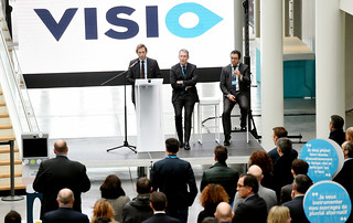 Inauguration centre Visio SUEZ | by CiteCongresVal