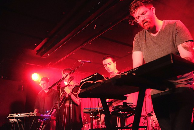Tennis Music | The Cobalt Cabaret | Strathcona, Vancouver