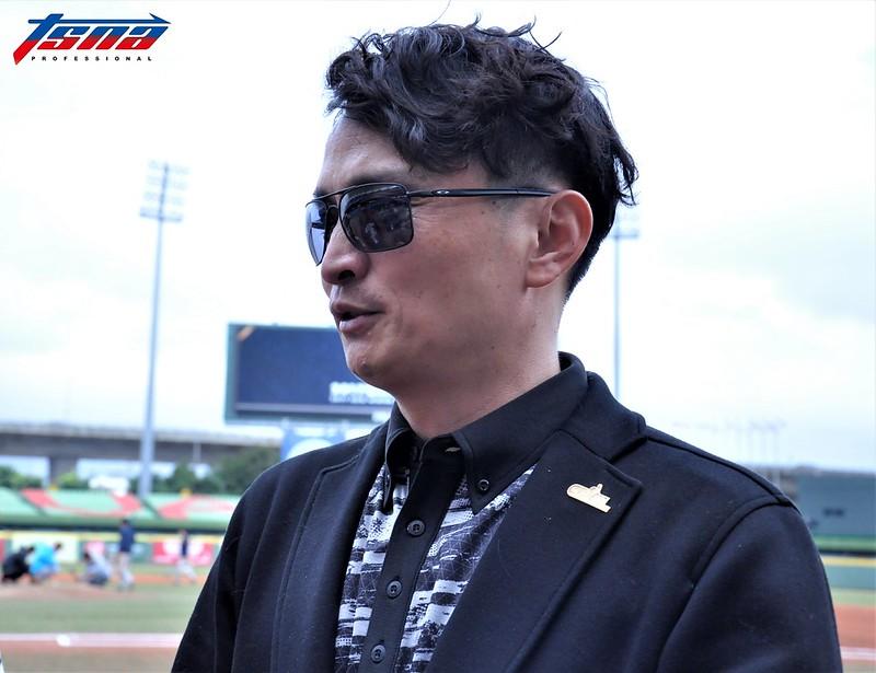 馮勝賢除中職秘書長一職外也是競技飛鏢總會會長。(資料照,張哲郢/攝)