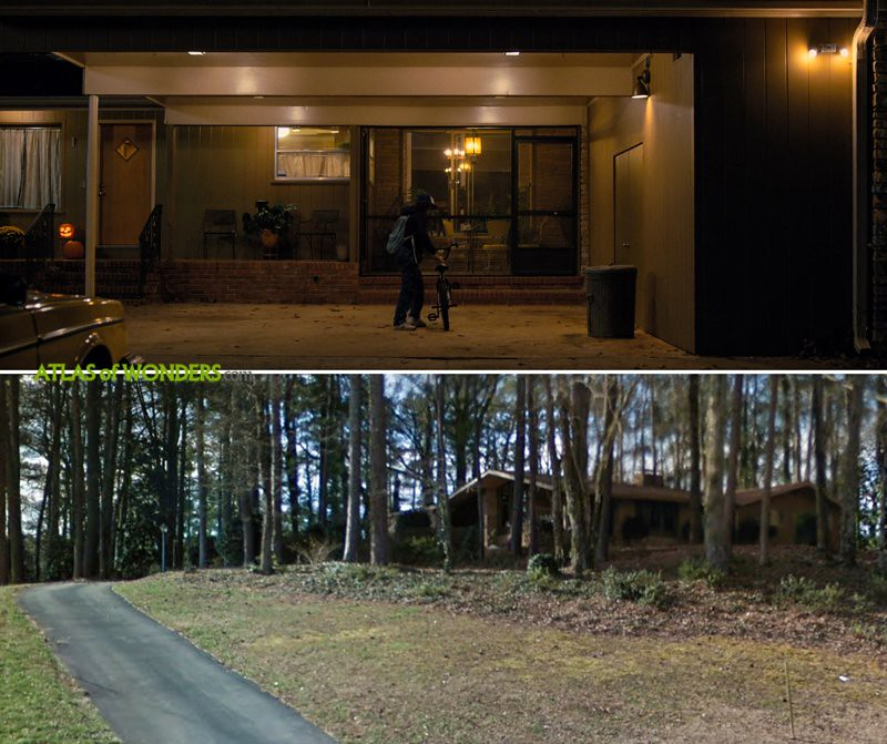 Stranger Things Film Locations