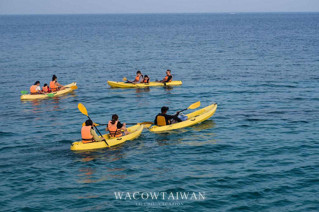 小琉球浮潛外新選擇-獨木舟體驗之旅