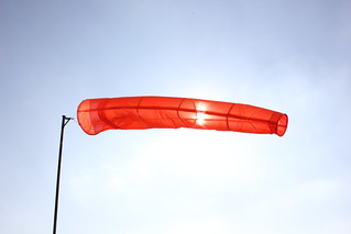 Windsock at Saltby | by Buckminster Gliding Club