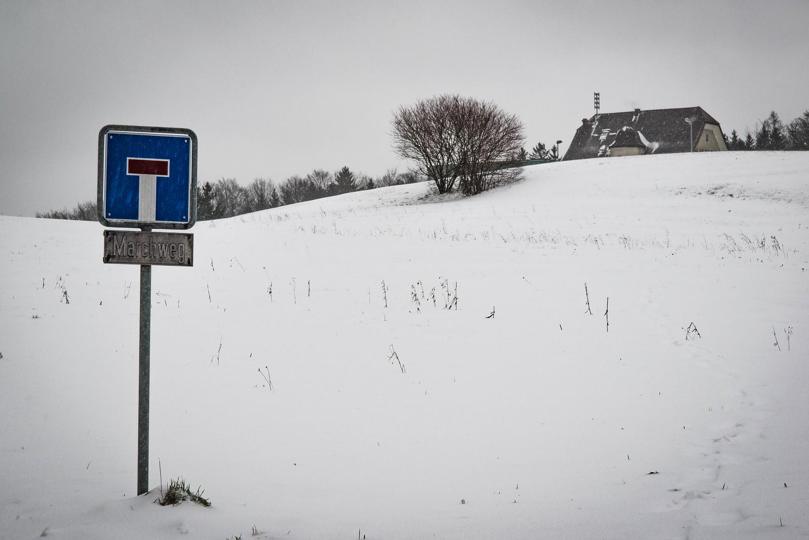 Sonntagsspaziergang im Schnee | by rdie