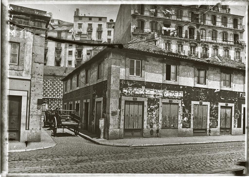 Tr. do Bicos, Lisboa (1898-1908)