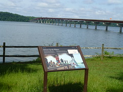 View to Tennessee River Bridge
