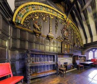 Reading Room, Chetham's Library | by Non Paratus