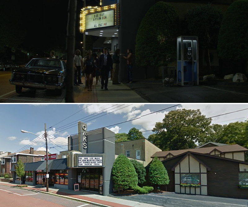 Mindhunter Shooting Locations