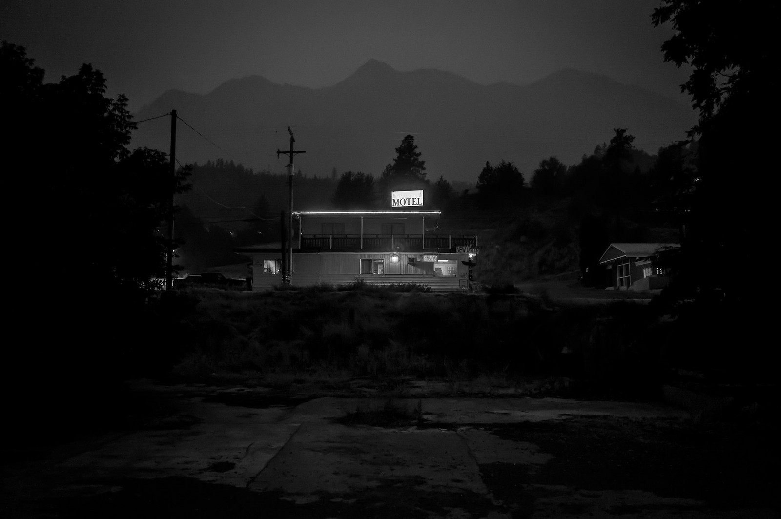 Motel | by lilyshot