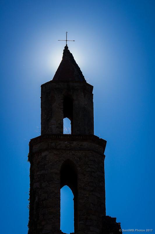Campanario de Sant Miquel de Marmellar