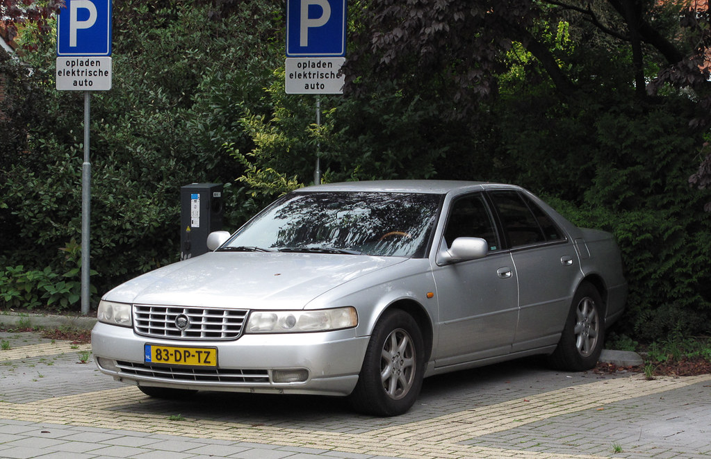 1999 Cadillac Seville Sts 4 6 V8 Northstar Place Oegstgee