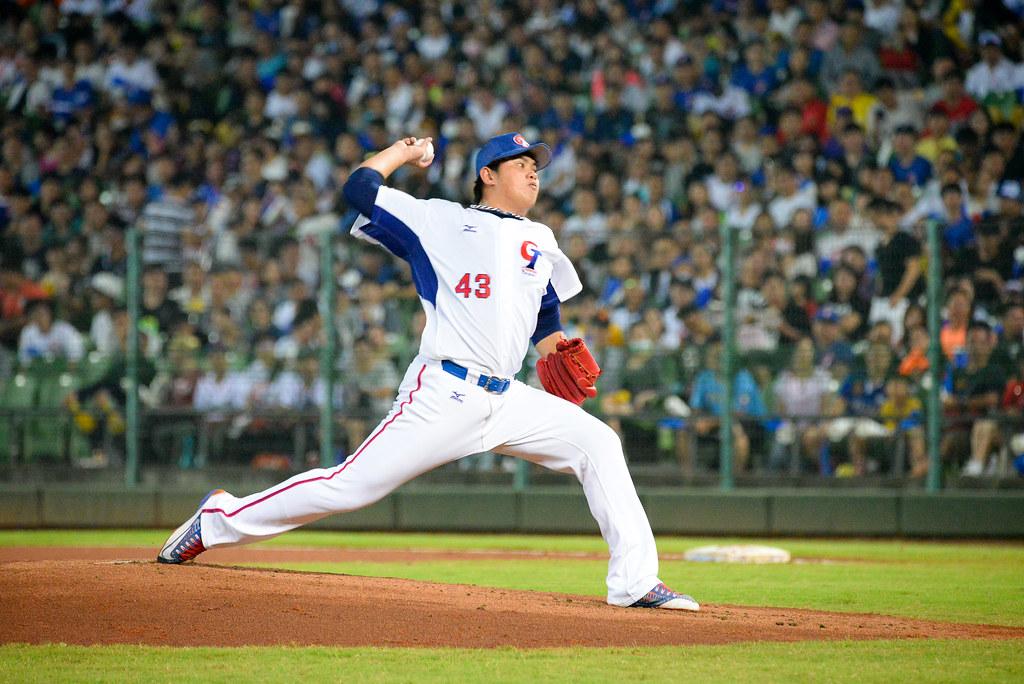 旅日好手宋家豪將擔任「2017 MAZDA台日高中棒球菁英對抗賽」開球嘉賓。(主辦單位提供)