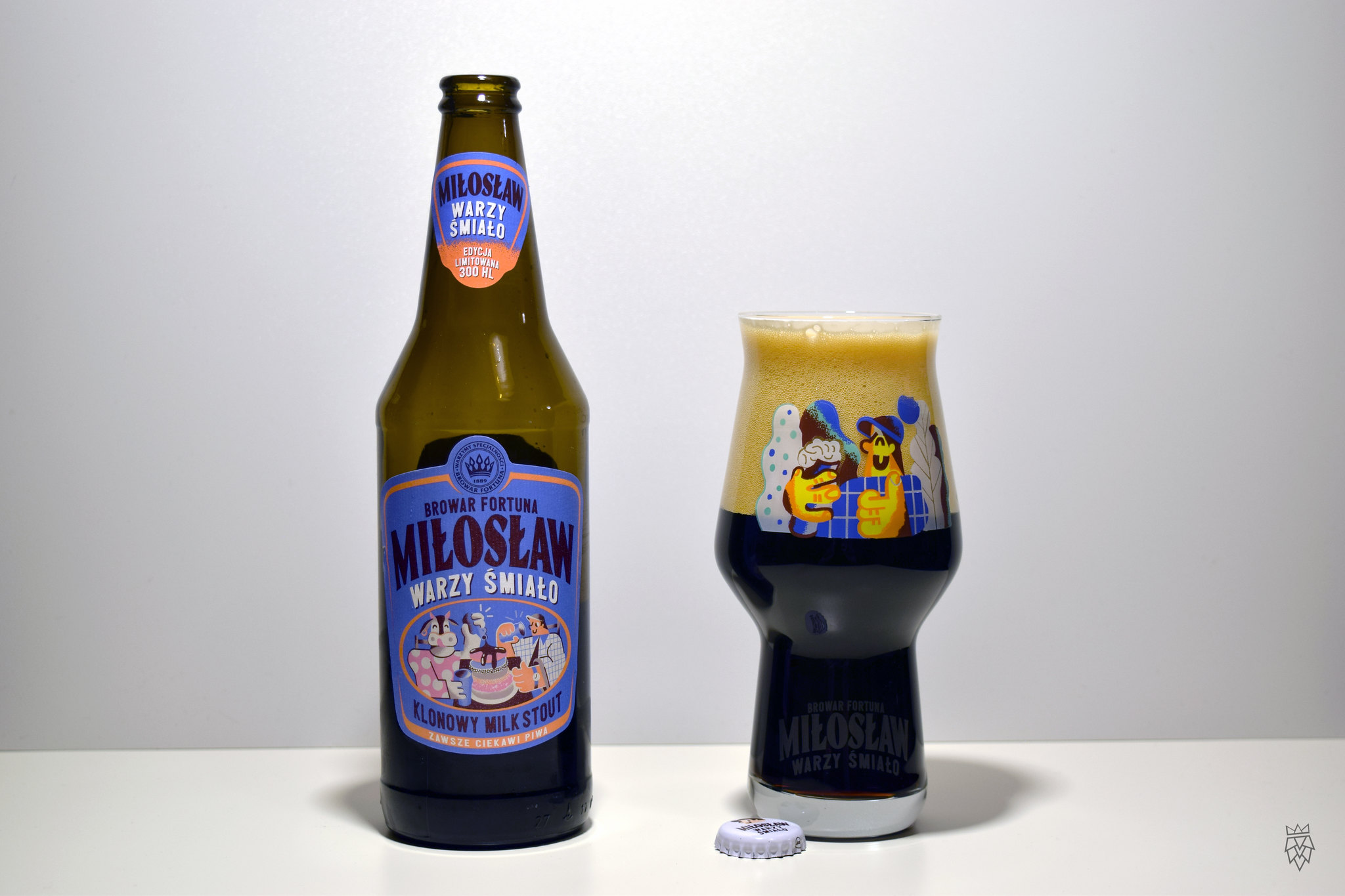 Klonowy MIlk Stout