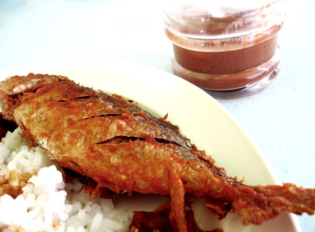 Sri Pelita fried fish