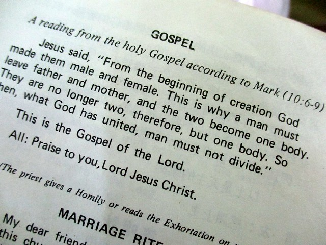 The Gospel Reading