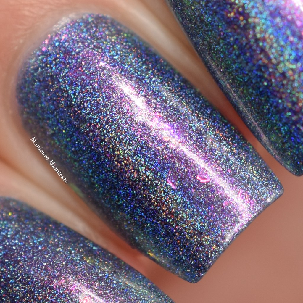 Tonic Polish Come Wander swatch
