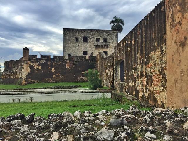 Puerta de las Atarazanas (Santo Domingo, República Dominicana)