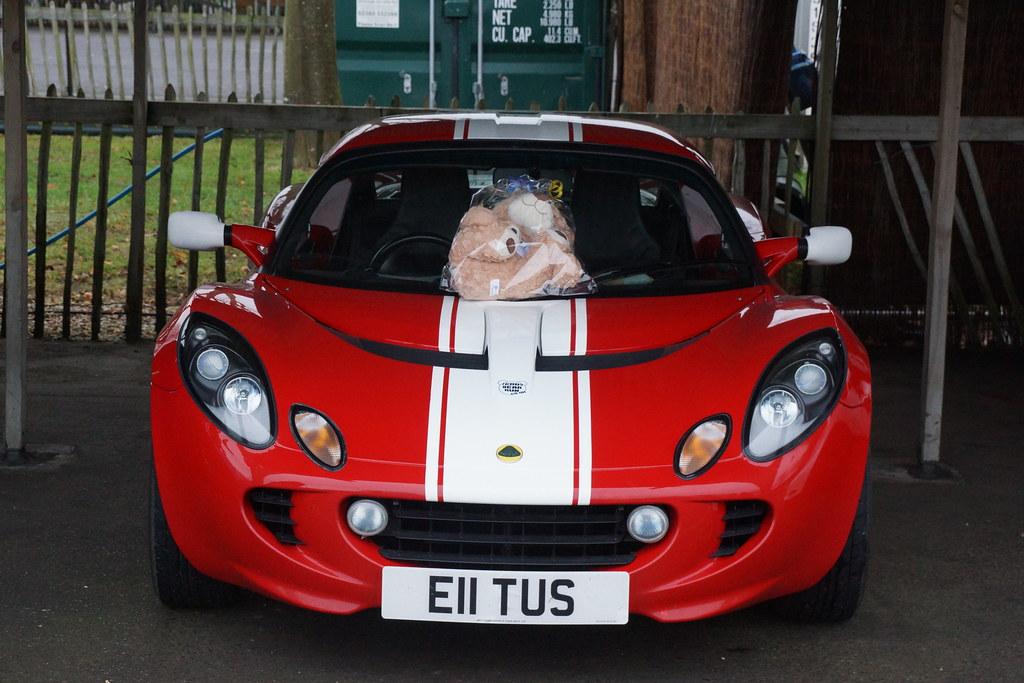 Lotus Elise S Tour 2007, Chestnut Tree Teddy Bear Run, Goo… | Flickr