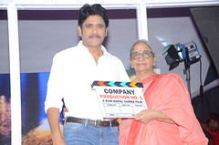 Nagarjuna New Movie Opening Stills