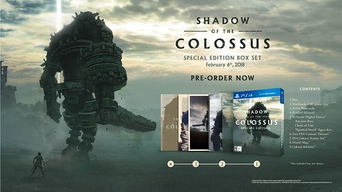 Shadow of the Colossus: Special Edition | by PlayStation.Blog