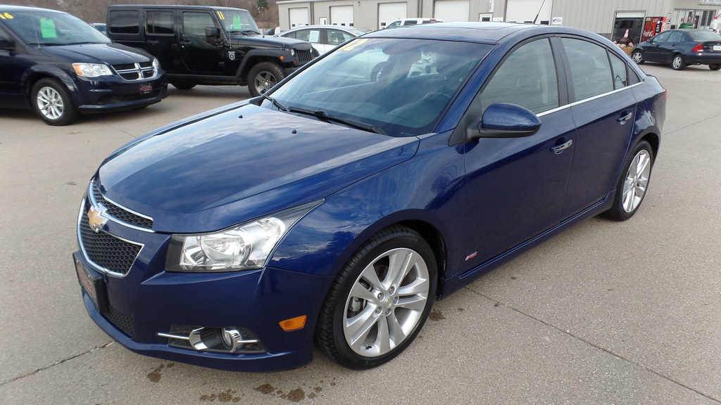 ... 2012 Chevy Cruze LTZ | By Petersenmotors