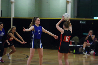 Netball | by Solent Creatives