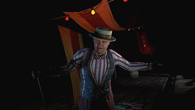 Until Dawn: Rush of Blood PlayStation VR nShop