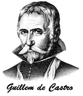 Guillem de Castro.