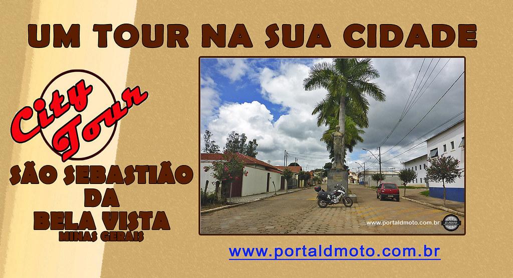 CITY TOUR = SÃO SEBASTIÃO DA BELA VISTA/MG