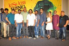 Kiss Kiss Bang Bang Teaser Launch Stills