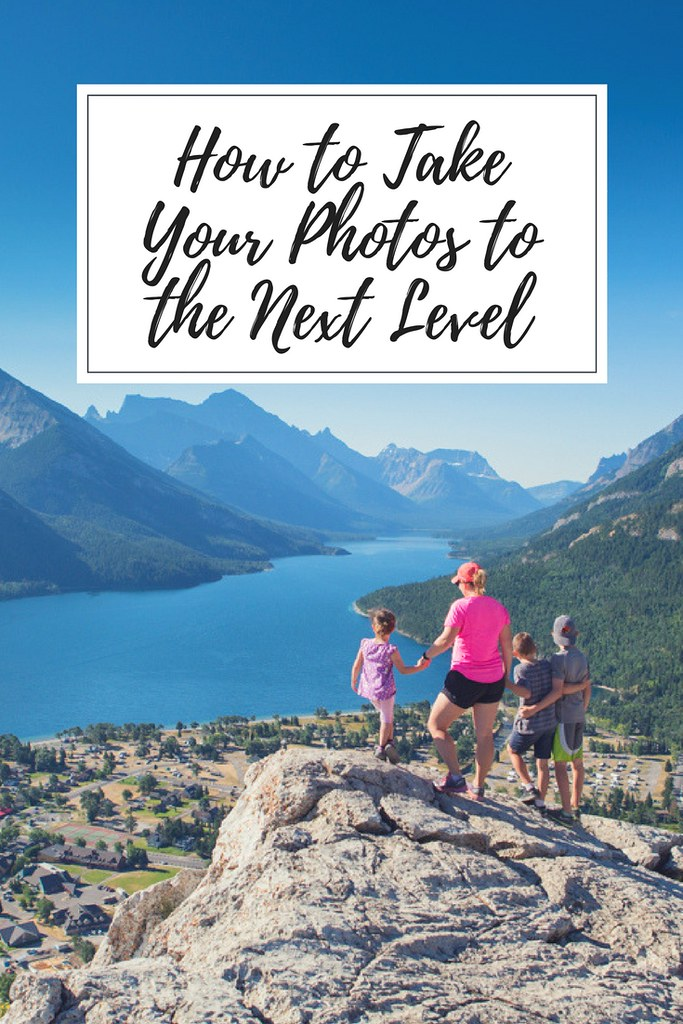 How to take your photos to the next level! A great guide for beginners.