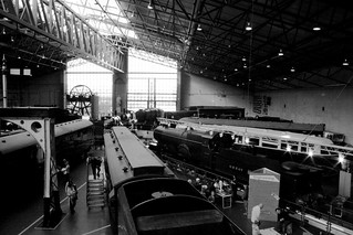 York Railway Museum Great Hall | by Ayshea Siddall