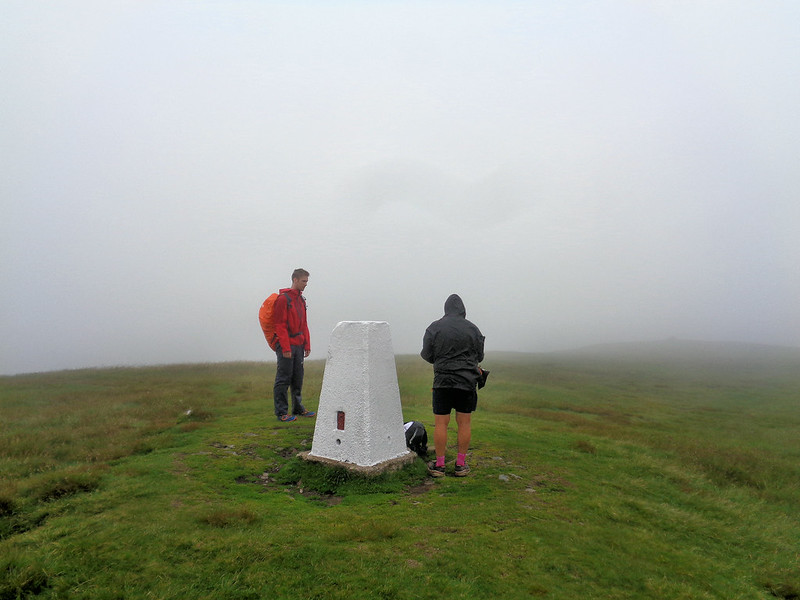 Weets Hill trig point