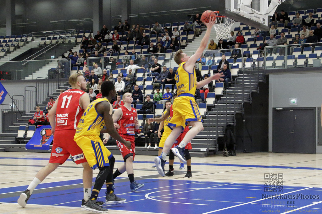 Joonas Koskela (RaPy) | Finnish Mens Basketball division 1B,… | Flickr