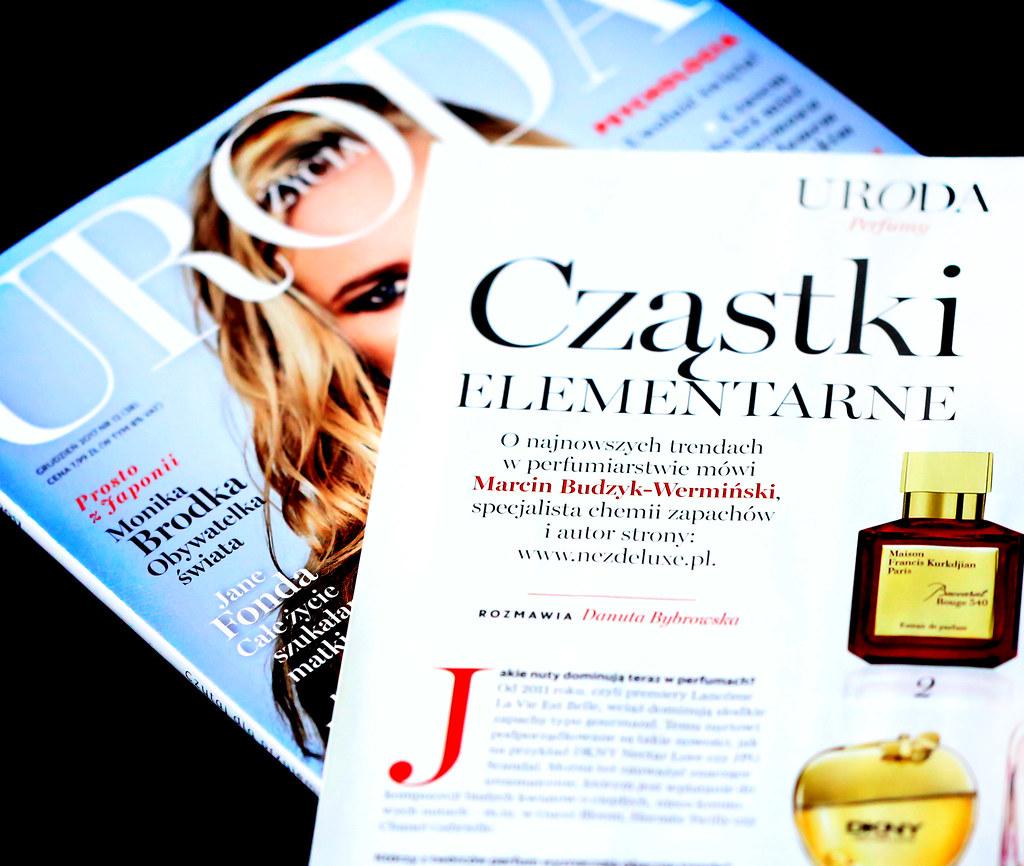 Marcin Budzyk-Wermiński perfumy