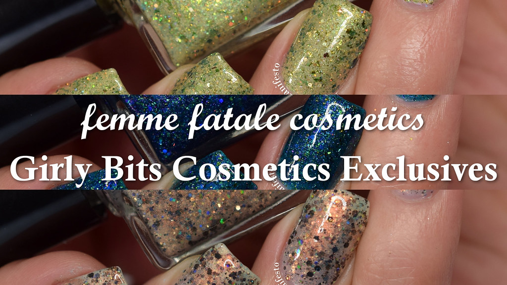 Femme Fatale Girly Bits exclusives